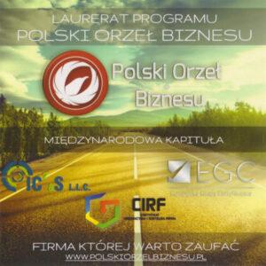 Polski Orzesł Biznesu